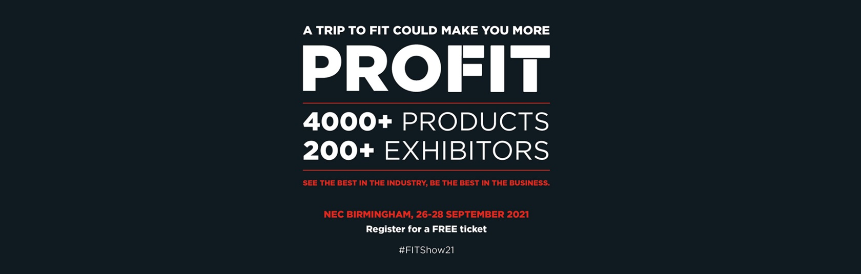 FIT SHOW VISITOR